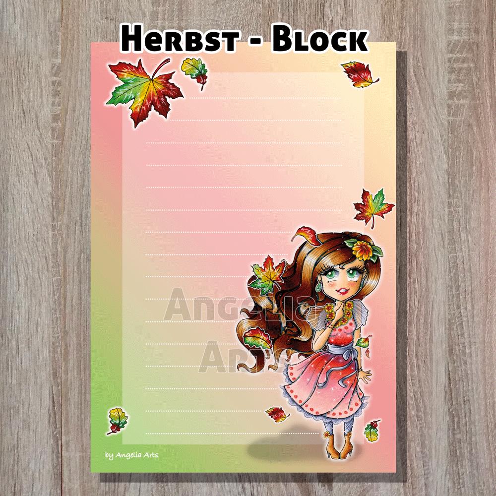 Herbstblock