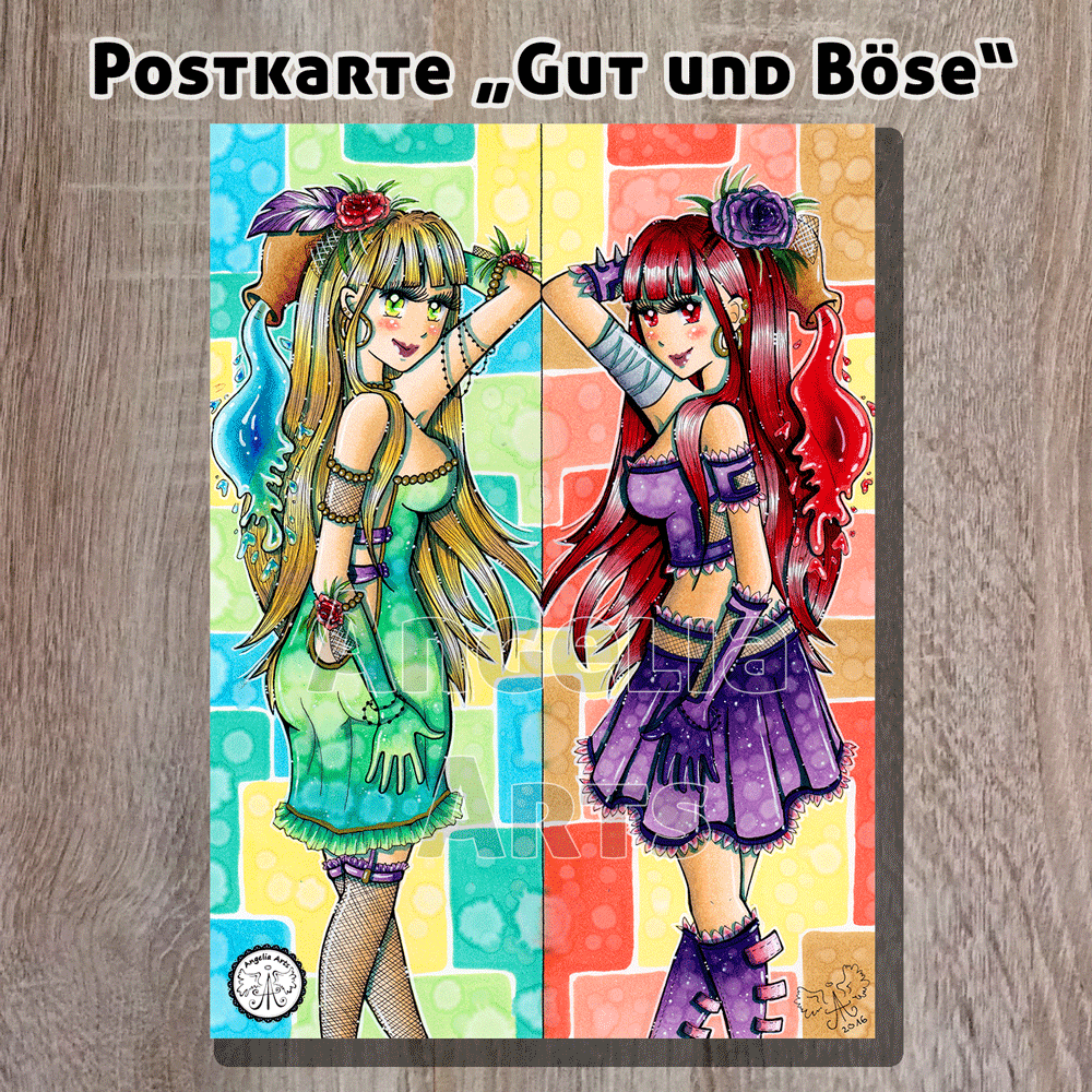 Postkarte_GutundBöse_1