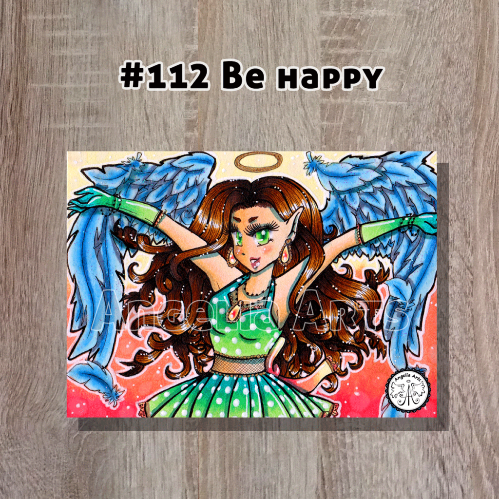 "#112 ""Feeling Happy"""