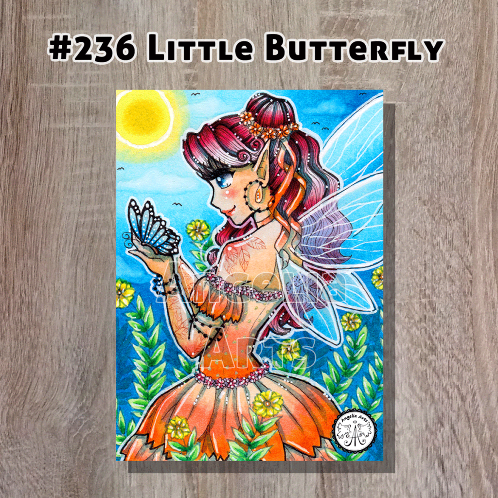 "#236 ""Little Butterfly"""