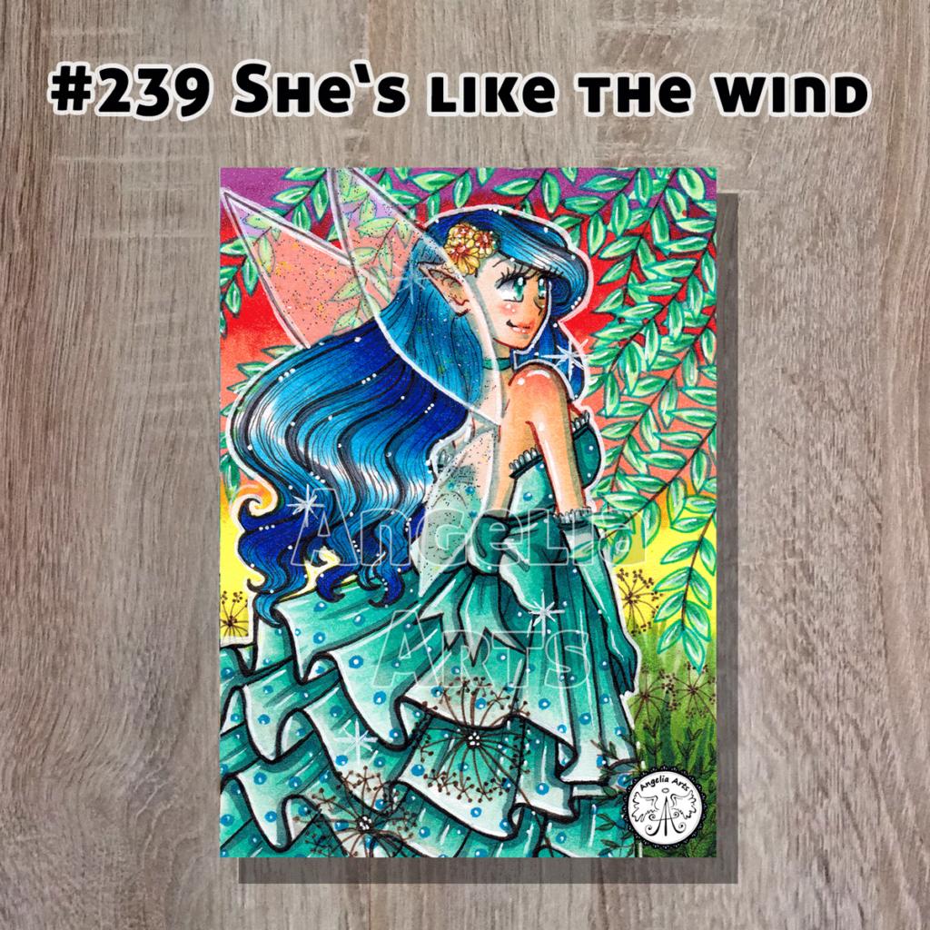 """#239 """"She's like the wind"""""""