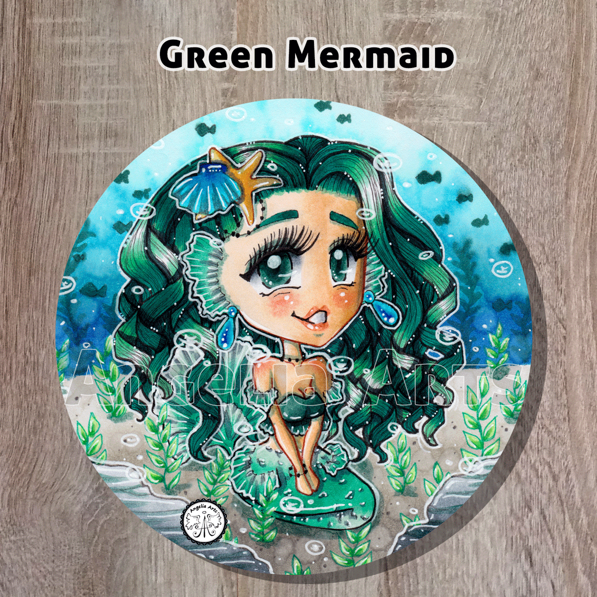 Green-Mermaid-Original