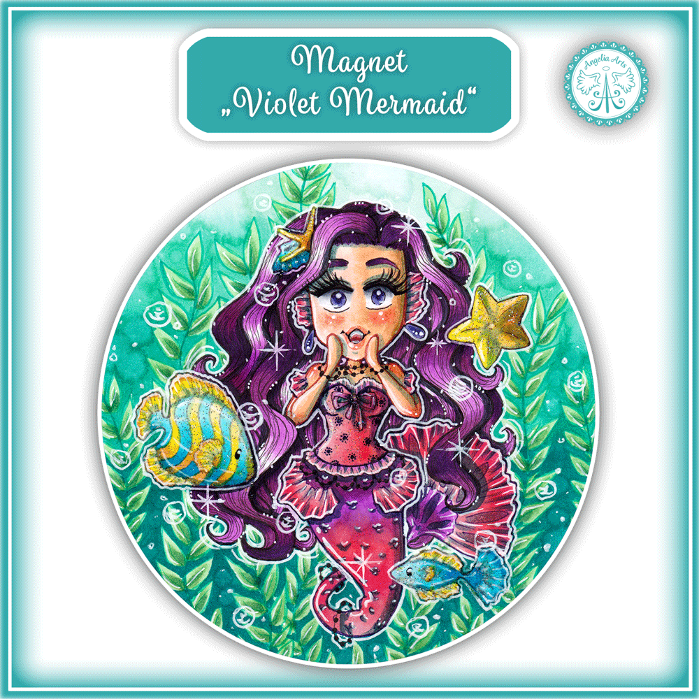 Violet-Mermaid