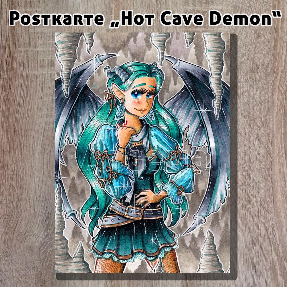 Postkarte_HotCaveDemon_1