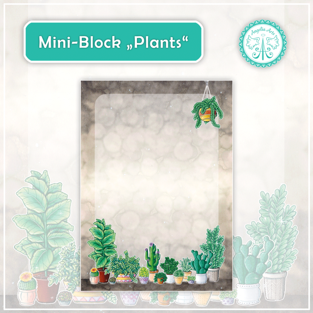 """Miniblock """"Plants"""""""